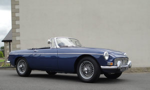 1968 MGC ROADSTER For Sale by Auction