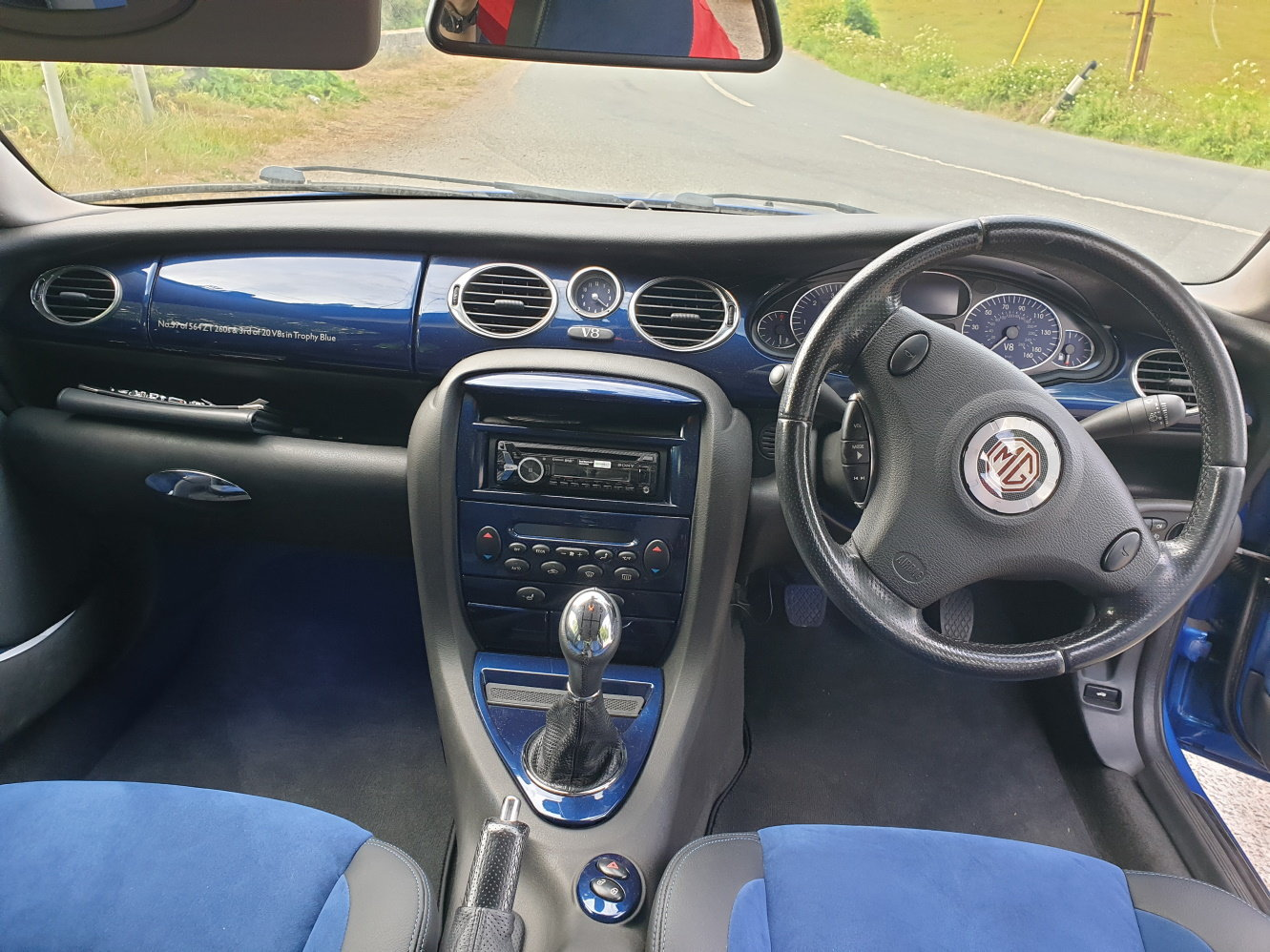 2004 MG ZT260 #57 For Sale (picture 6 of 6)
