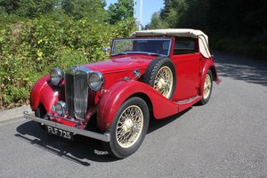 Picture of 1939 MG VA Tickford Drophead