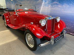 Picture of 1950 MG TD 1,25 Roadster  For Sale