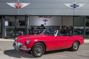 MGB Tourer with Heritage Shell