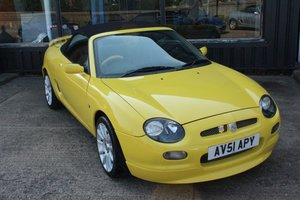 Picture of 2001 MGTF MGF Trophy 160,1 OF 10 IN STOCK, HARDTOP
