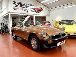 Picture of 1990 MGB LE Roadster // 21k Miles // All Original Not Restored For Sale