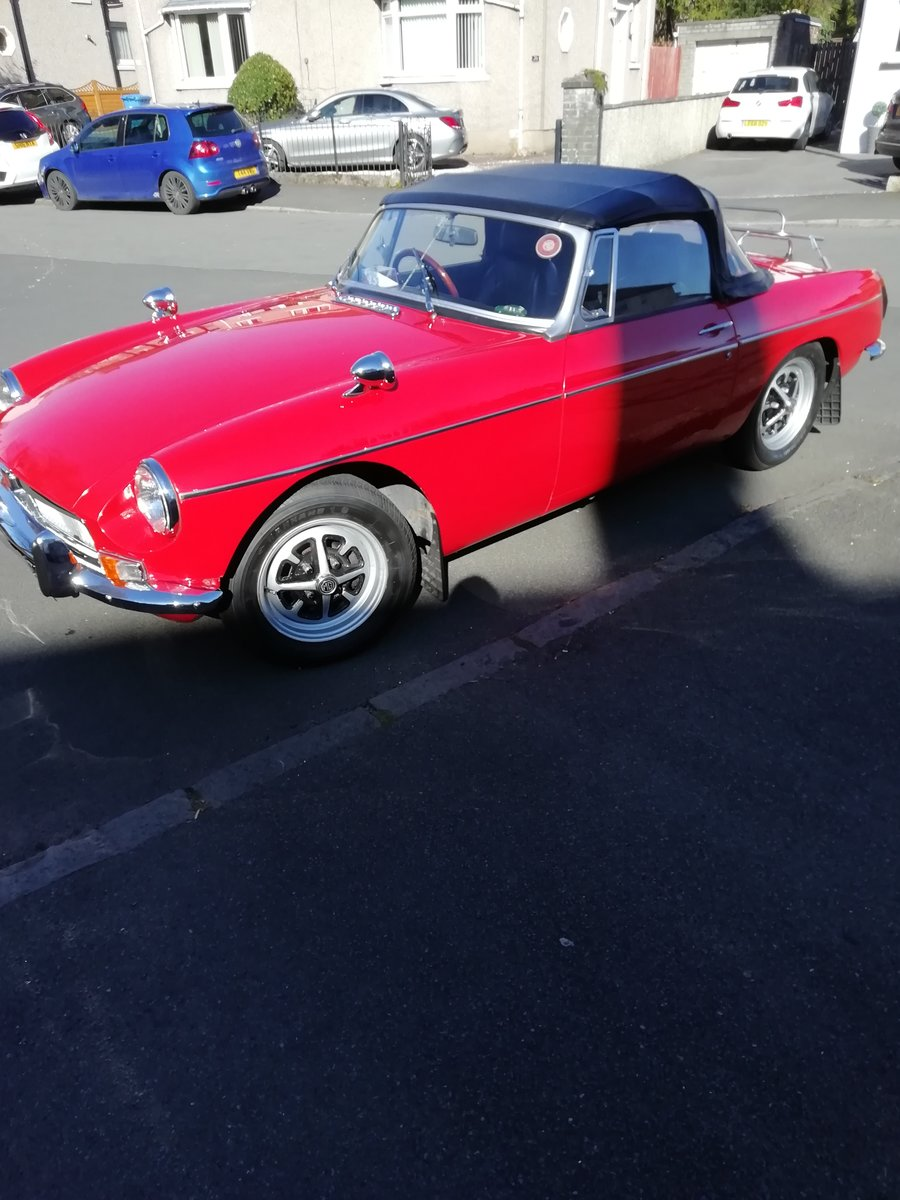 1974 Mgb roadster For Sale (picture 1 of 2)