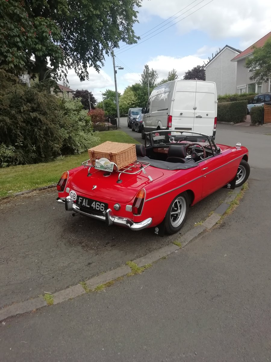 1974 Mgb roadster For Sale (picture 2 of 2)