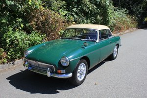 1965 MG MGB  For Sale by Auction