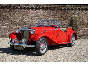 1953 MG TD Beatifully restored and revised example For Sale