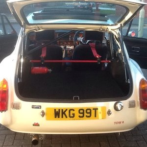 MG BGT Sebring  Replica V8 (4.6 litre)