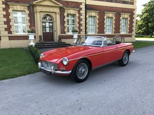1965 Mgb Mk1 Roadster 1 Owner From New 65000 Miles