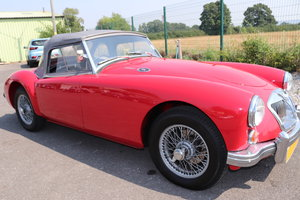 Picture of 1961 MGA 1600 mk2, Full rebuild, Power steering, SOLD