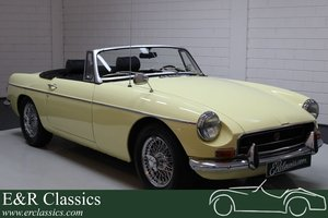 MG MGB 1970 extensively restored