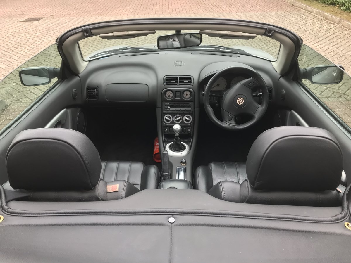 2000 MGF Fun driving, only 59,000 miles For Sale (picture 4 of 4)