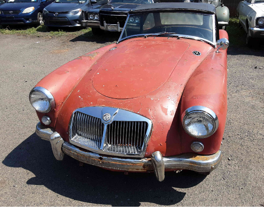 1957 Mga roadster For Sale (picture 1 of 6)