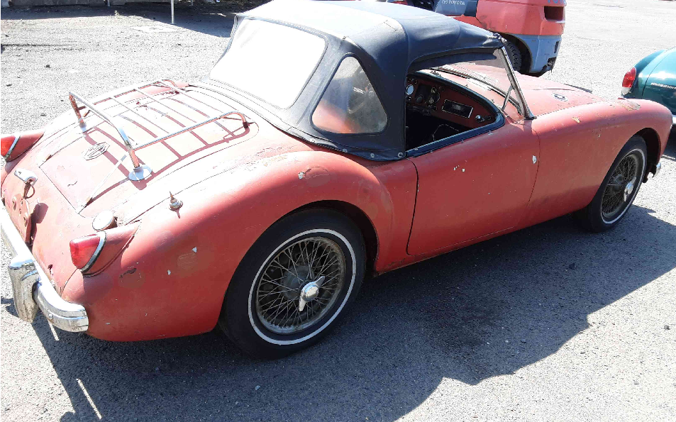 1957 Mga roadster For Sale (picture 3 of 6)
