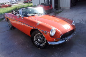 1970 thru 1980 MGB Coupes and Roadsters (9)