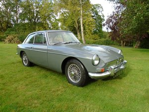 Picture of 1967 MGB GT with Overdrive SOLD
