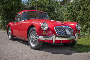 Picture of 1960 MGA Coupe 1600