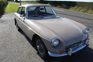 Picture of 1969 MGB GT Series 1 With Overdive , Wire Wheels SOLD