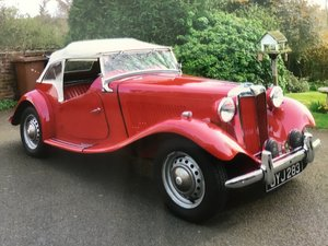 Picture of 1953 MG TD   LHD