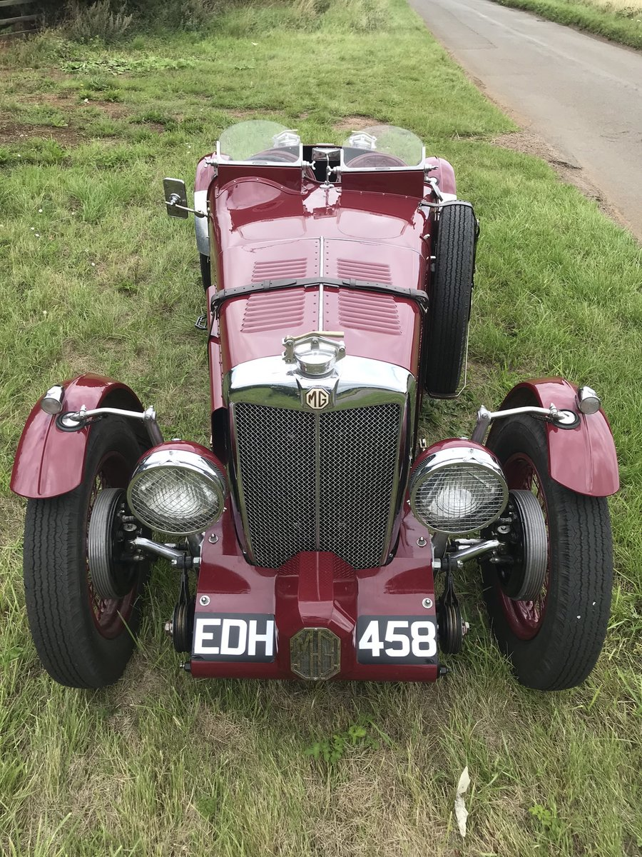 1937 MG TA Q-Type For Sale (picture 2 of 6)