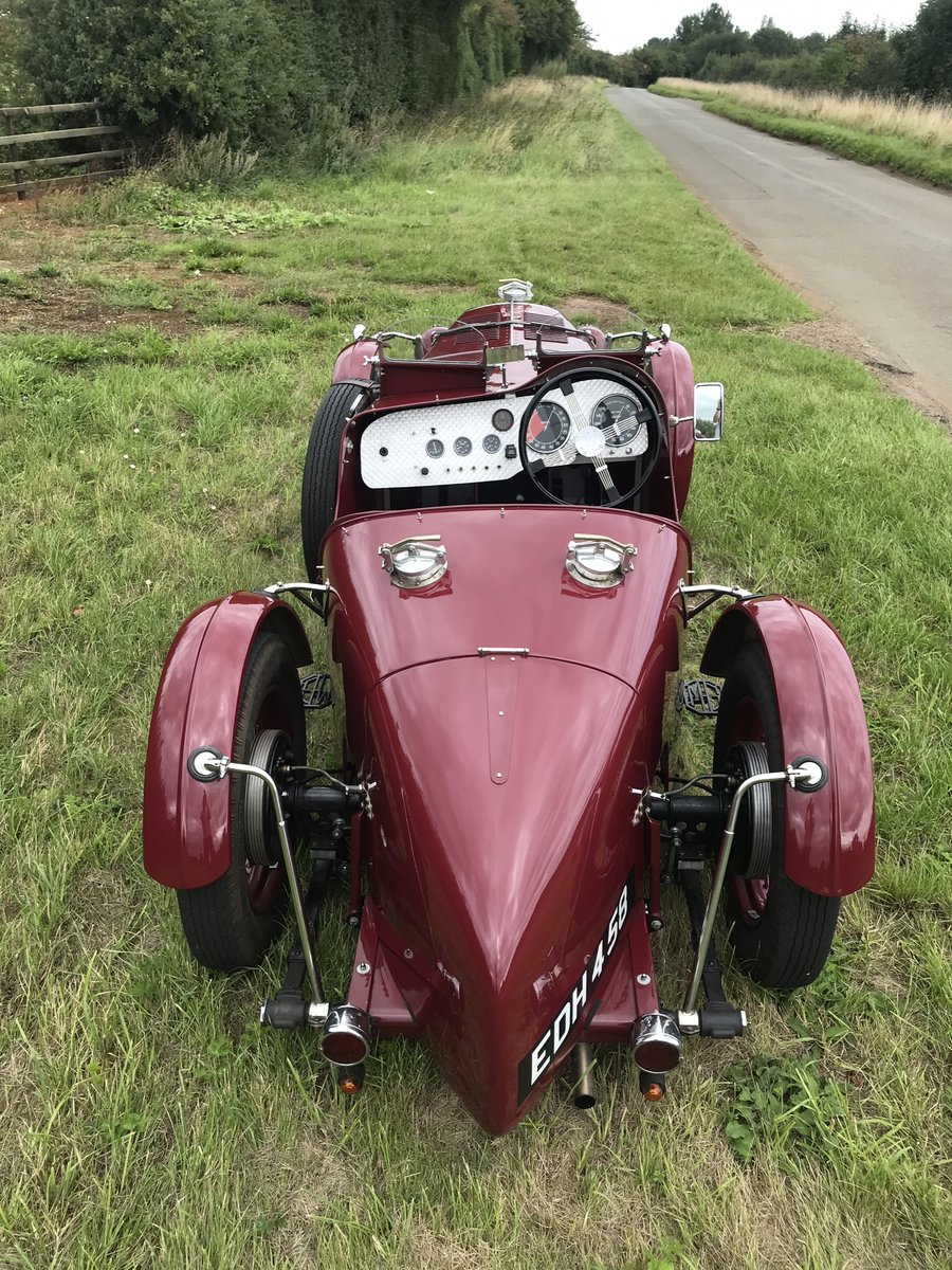 1937 MG TA Q-Type For Sale (picture 3 of 6)