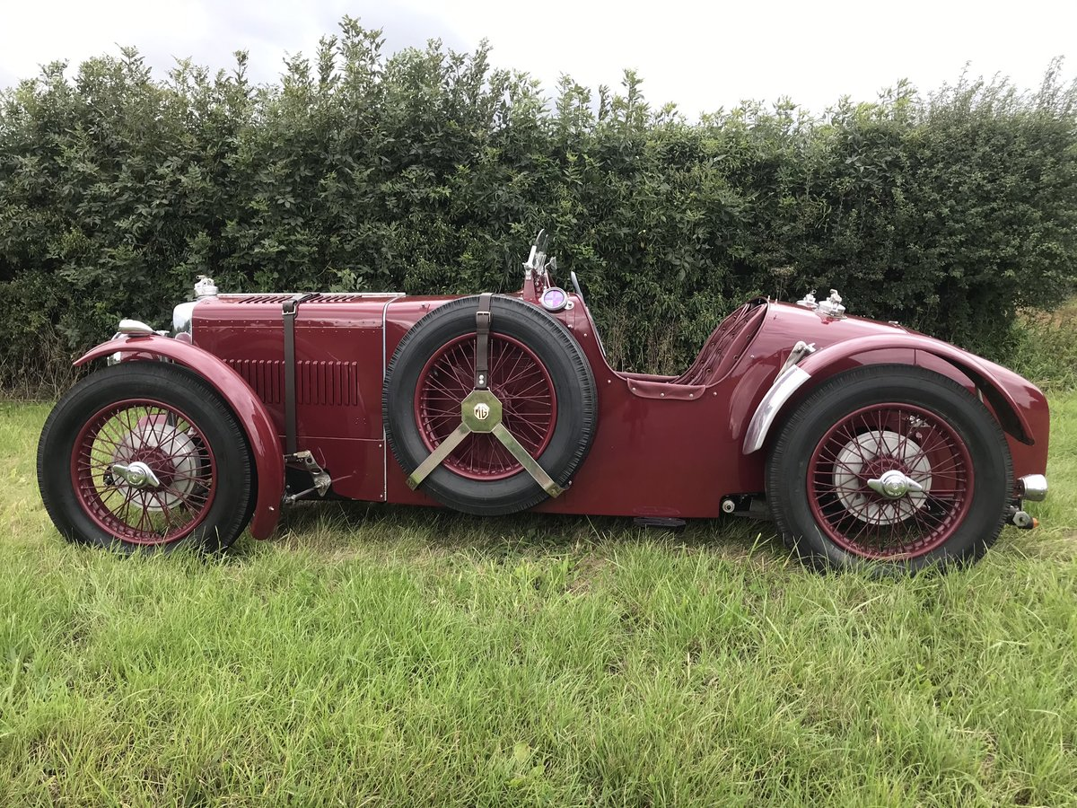 1937 MG TA Q-Type For Sale (picture 4 of 6)