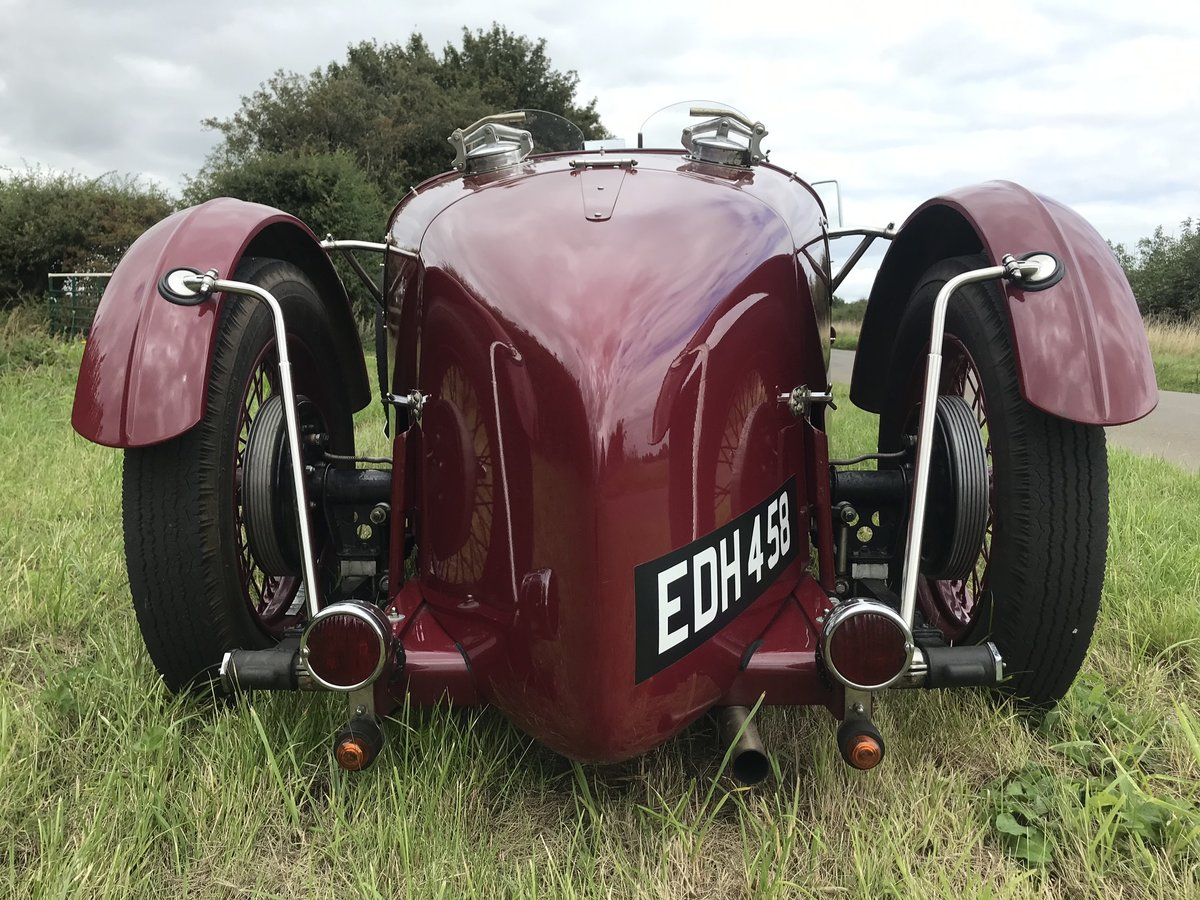 1937 MG TA Q-Type For Sale (picture 5 of 6)