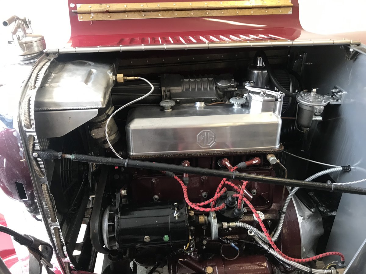 1937 MG TA Q-Type For Sale (picture 6 of 6)