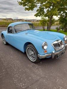 1962 MGA 1622 Mark 2 Coupe