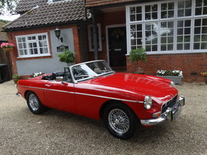 Picture of 1971 MGB Roadster SOLD