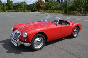 (1132) MG MGA 1500 Roadster