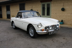 Picture of 1970 MG B ROADSTER PAS For Sale
