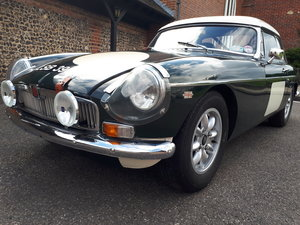 Picture of 1964  MGB FIA RALLY/RACE/HC CAR with NEW PAPERS