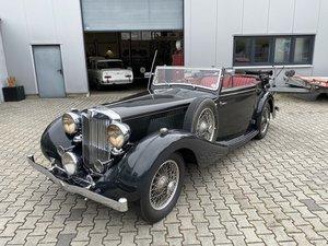 1938 MG WA Tickford Drophead Coupé For Sale