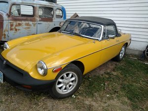 1979 MG MGB  For Sale by Auction