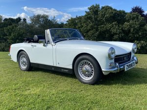 Picture of 1972 MG Midget 1275 Round Wheel Arch For Sale