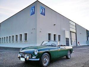 1964 MGB ROADSTER SERIES 1- ITALIAN CAR euro 25.800