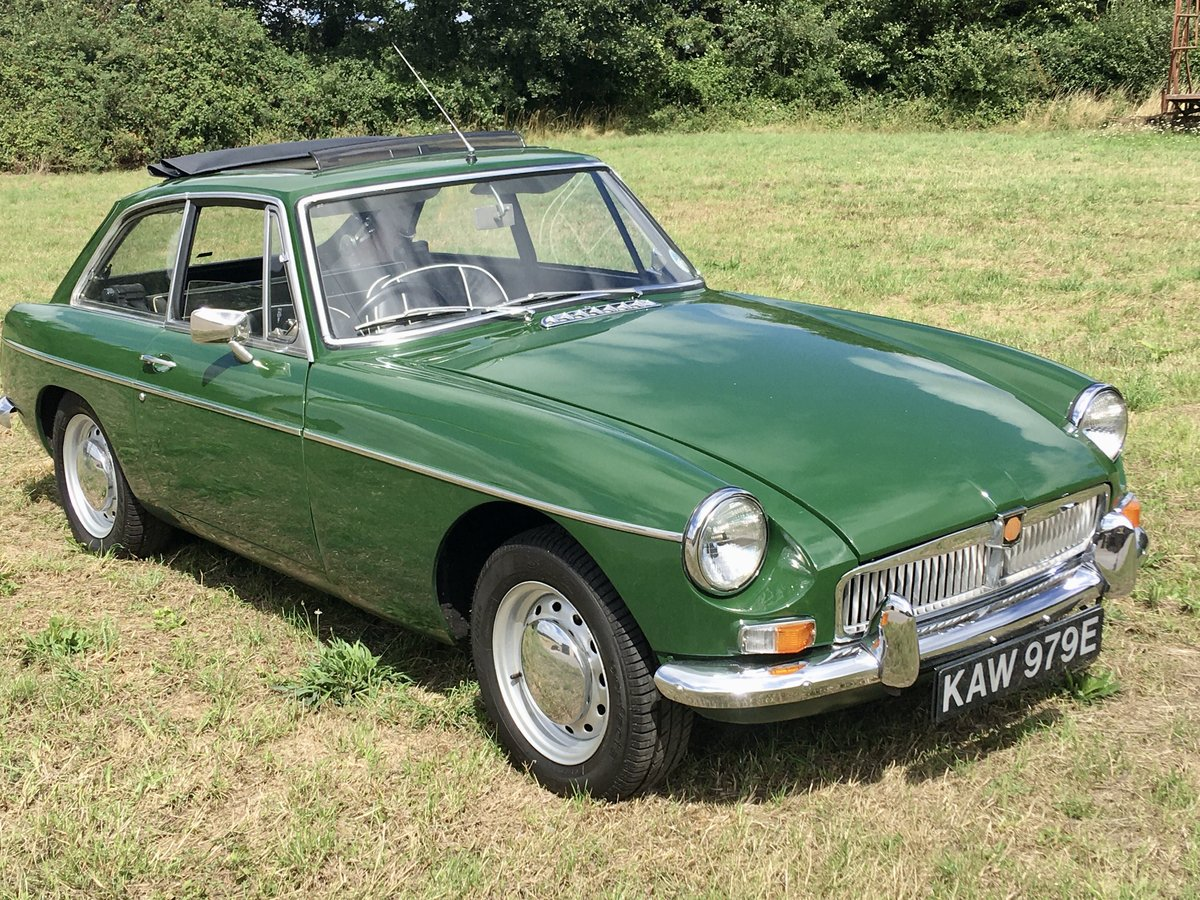 1968 IN STOCK NOW 8 BEAUTIFUL RESTORED MGB,s &MGBGTs For Sale (picture 2 of 6)