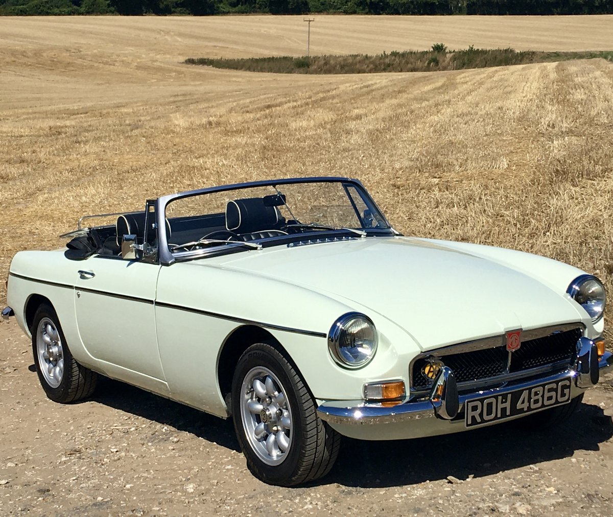 1968 IN STOCK NOW 8 BEAUTIFUL RESTORED MGB,s &MGBGTs For Sale (picture 3 of 6)