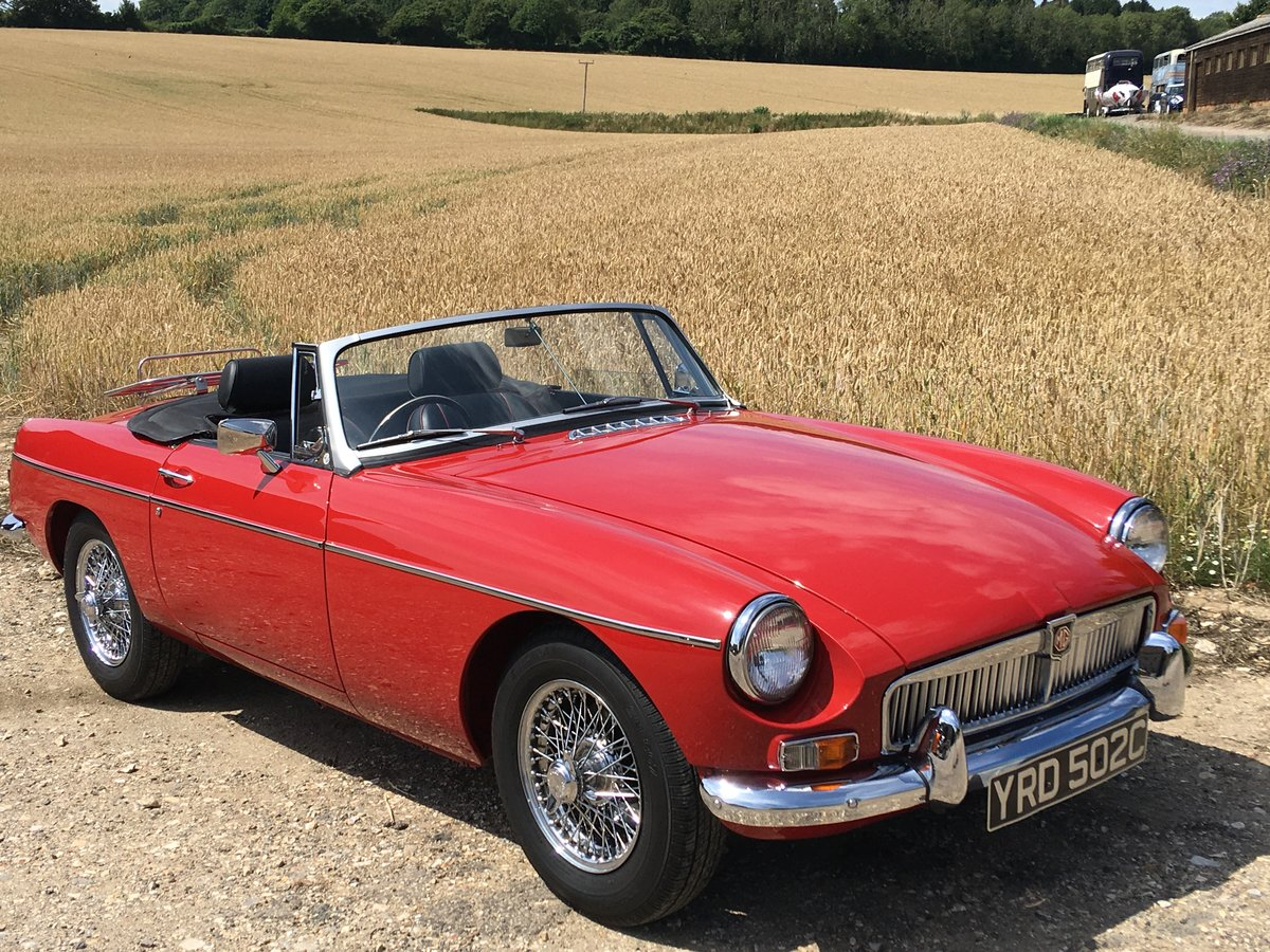 1968 IN STOCK NOW 8 BEAUTIFUL RESTORED MGB,s &MGBGTs For Sale (picture 4 of 6)