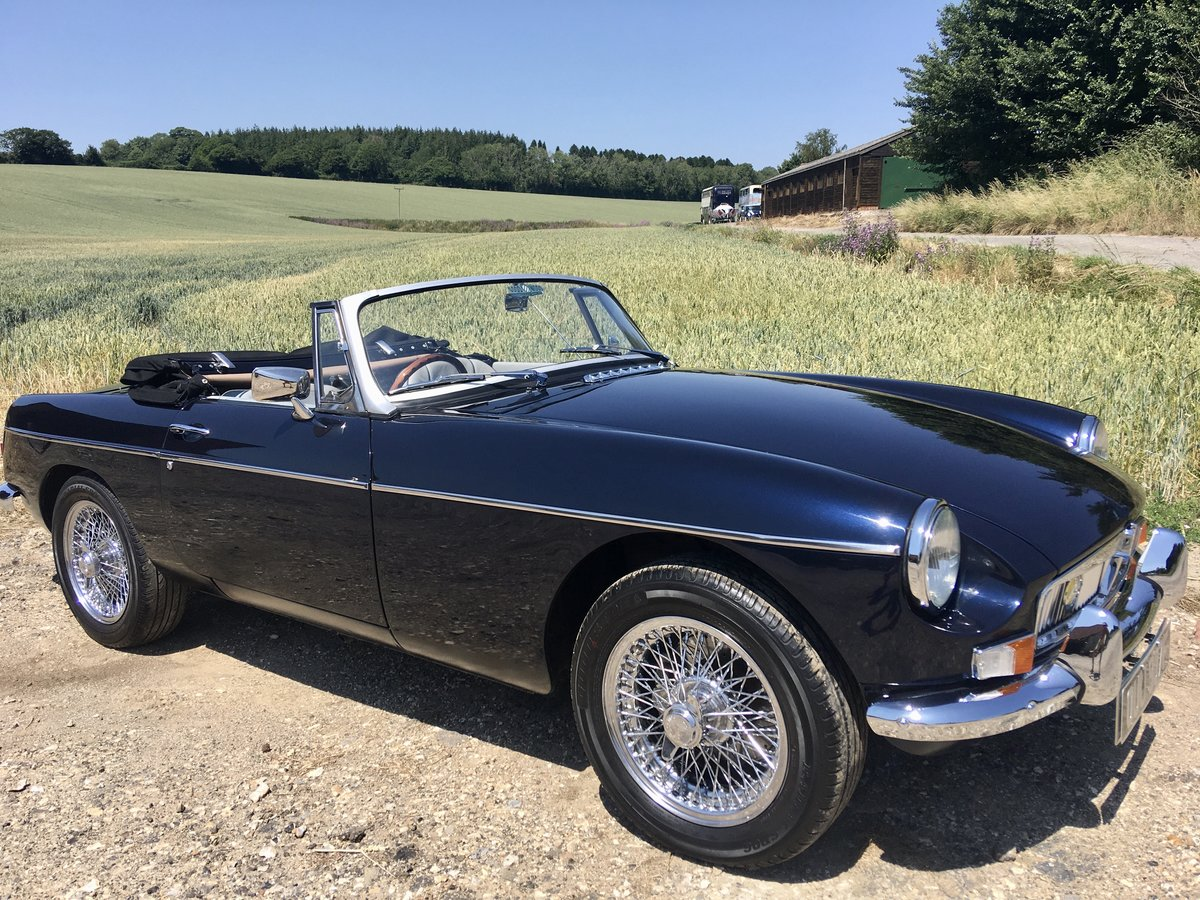 1968 IN STOCK NOW 8 BEAUTIFUL RESTORED MGB,s &MGBGTs For Sale (picture 5 of 6)