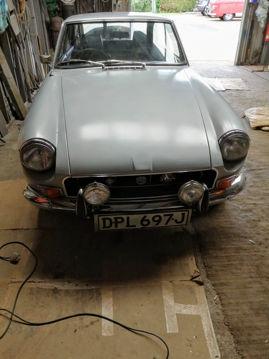1970 MGB GT For Sale (picture 2 of 6)