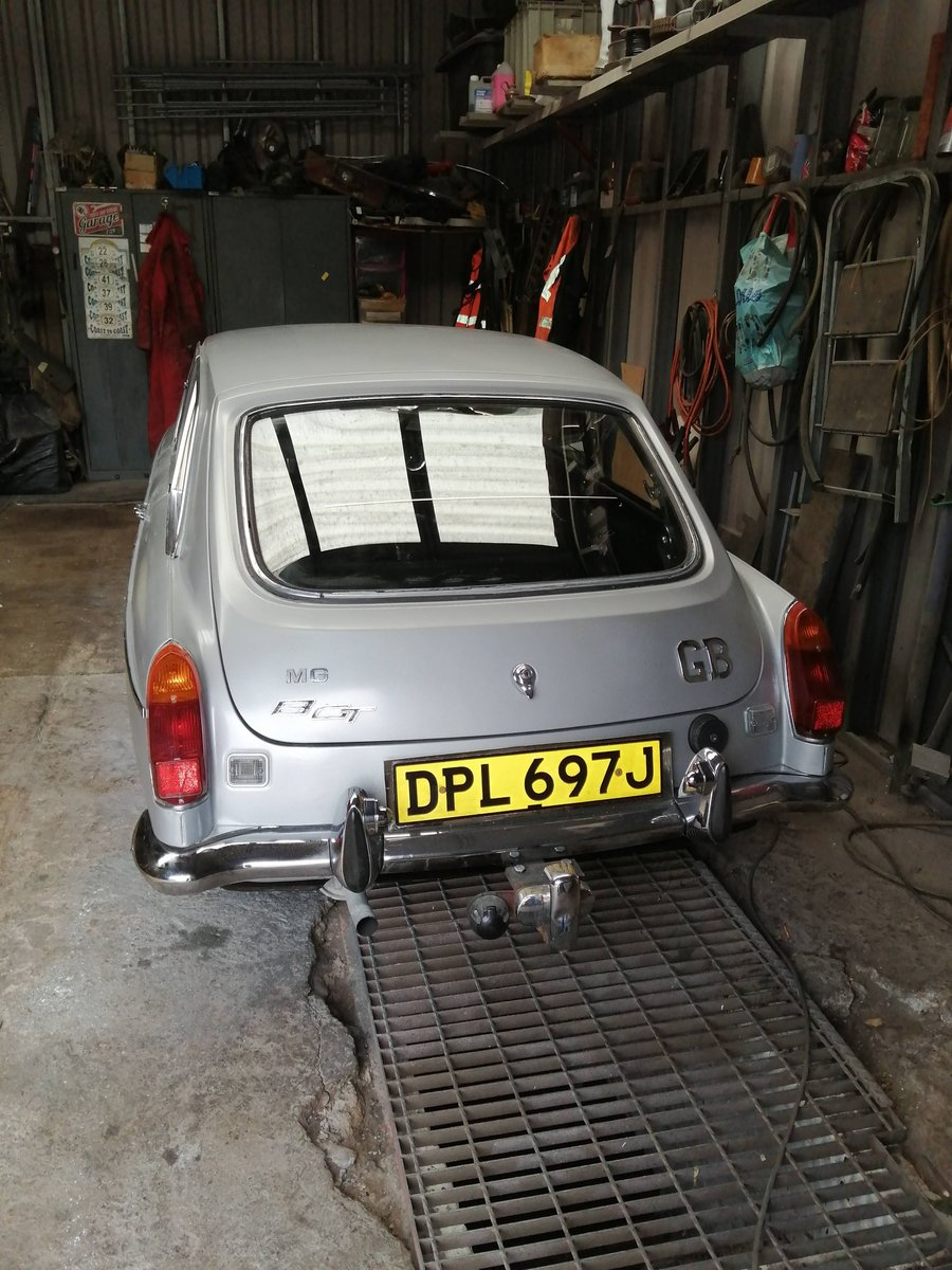 1970 MGB GT For Sale (picture 5 of 6)