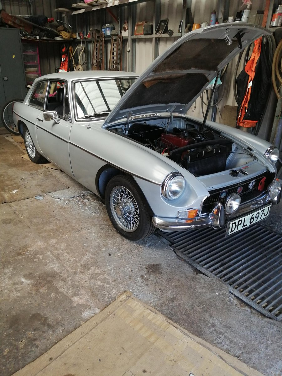 1970 MGB GT For Sale (picture 6 of 6)