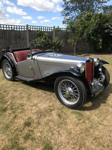 Picture of 1939 MG TA Show Condition