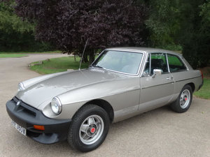 Picture of 1981 MGB GT LE SOLD
