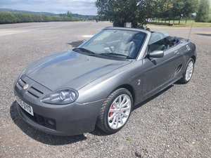 2005 MG TF Spark special edition.