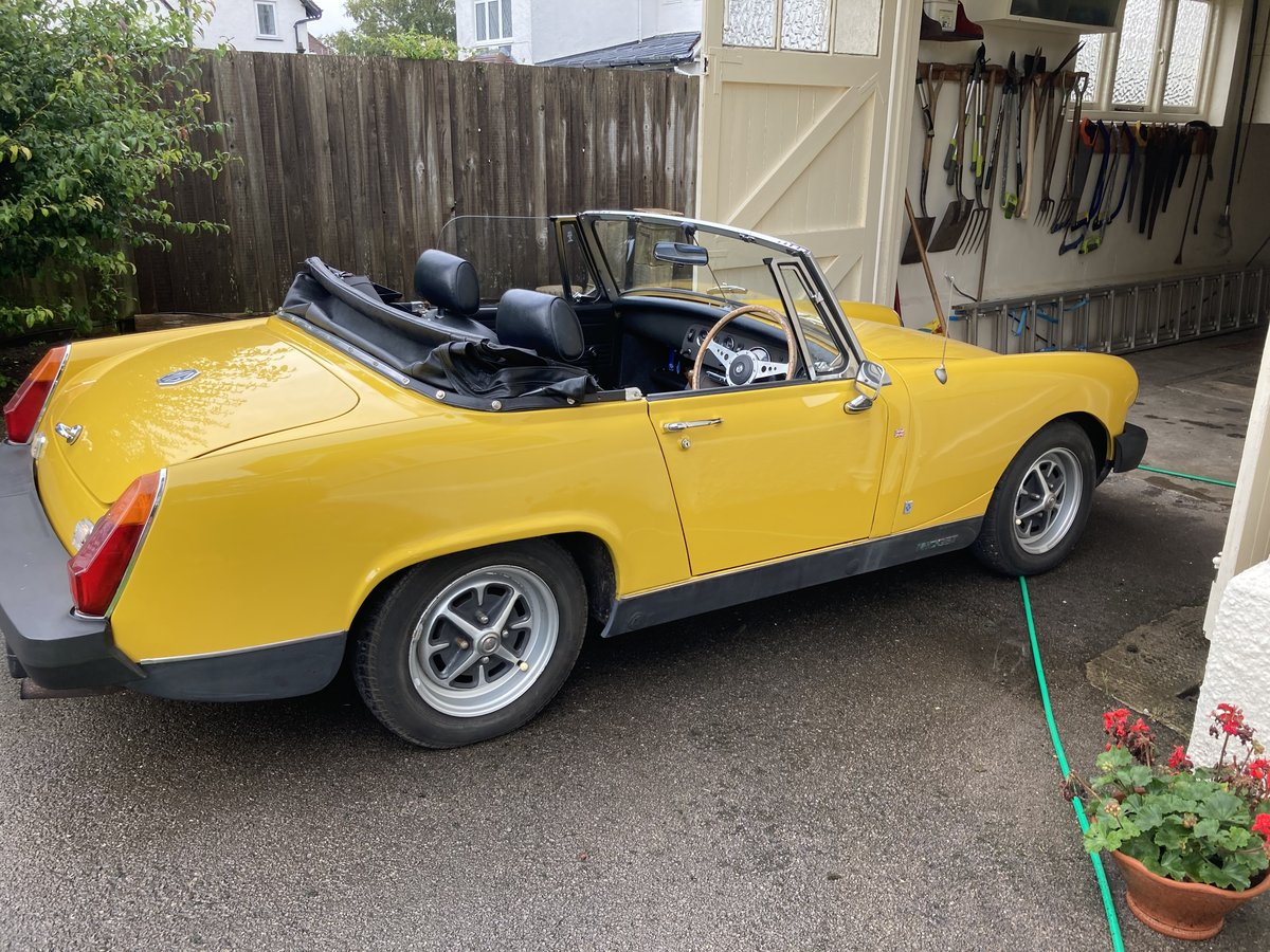 1982 MG Midget 1500 For Sale (picture 5 of 6)
