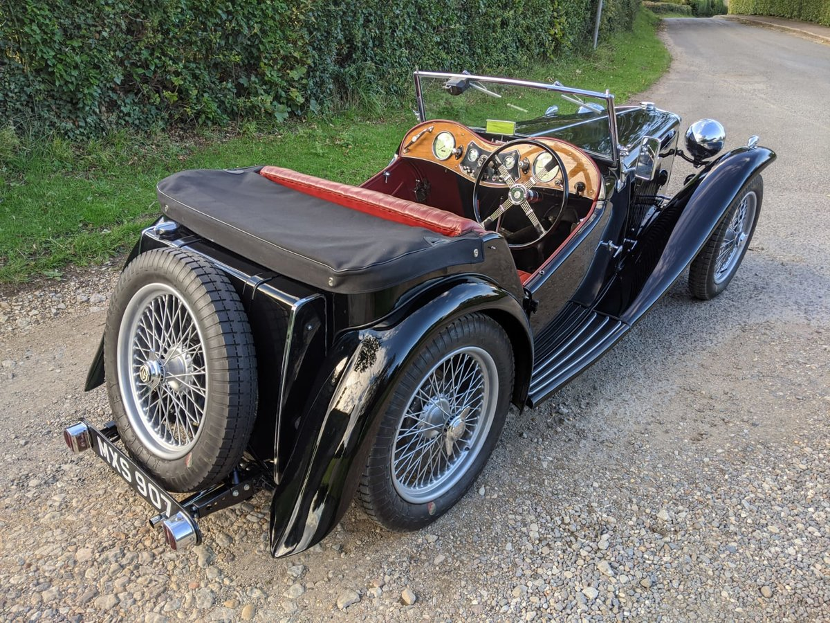 1939 MG TB for Sale - Correct Engine. Very Original. For Sale (picture 3 of 6)
