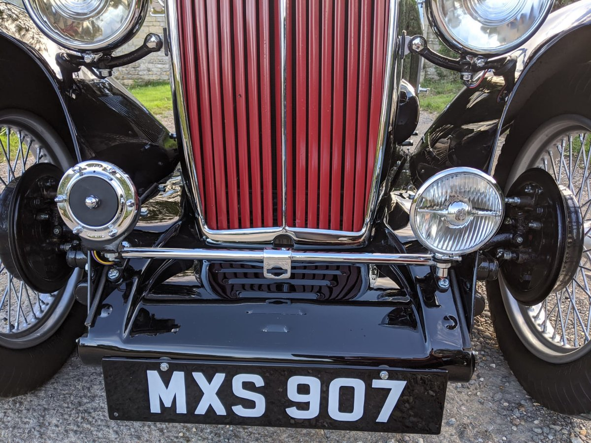 1939 MG TB for Sale - Correct Engine. Very Original. For Sale (picture 4 of 6)